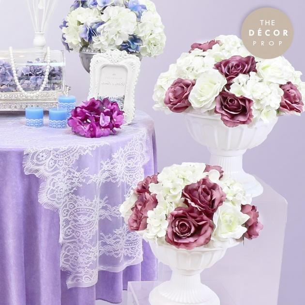 紫色情迷 佈置道具套組 3